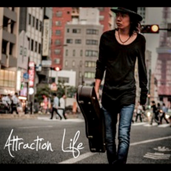 2nd Album「Attraction Life」